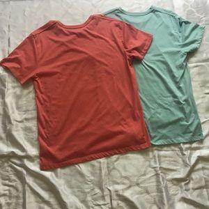 Old navy soft Cotton T shirt bundle size L